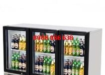 Tủ mát quầy Bar Mini 3 cánh Turbo Air TB13-3G