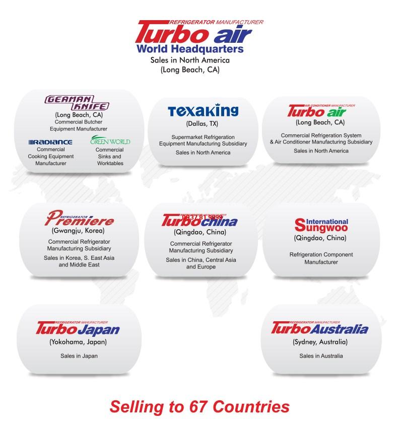 Turbo Air Group - ảnh 1