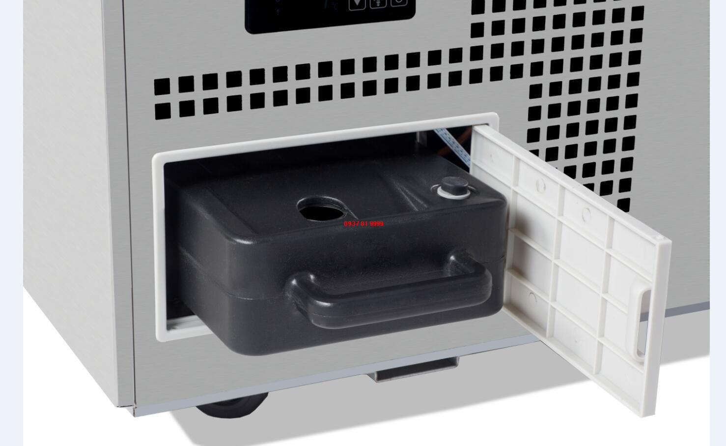 Tủ trưng bày bánh 3 tầng Turbo Air TBP2100-3 - ảnh 3