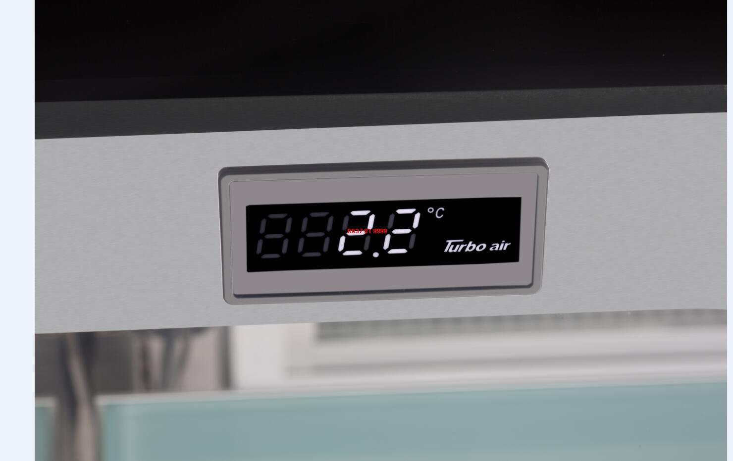 Tủ trưng bày bánh 2 tầng Turbo Air BP2400-2 - ảnh 4