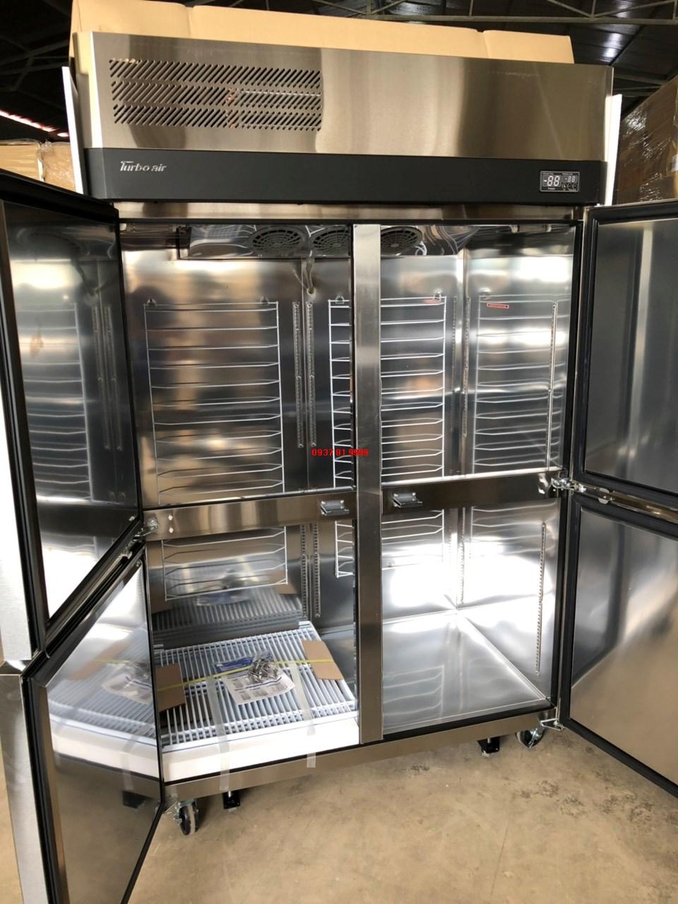 Hướng dẫn sử dụng tủ đông tủ mát Turbo Air - ảnh 2